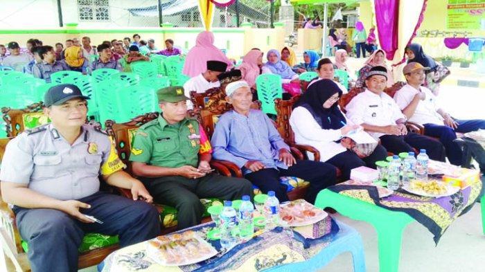 Desa Air Putih Percontohan Kampung KB di Bangka Barat