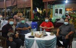 Gala Dinner FORSESDASI se Provinsi Bangka Belitung di Muntok Kabupaten Bangka Barat