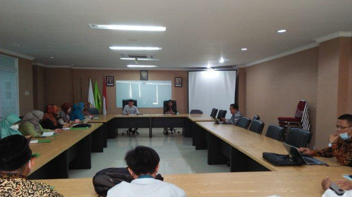 FDKI Adakan Rapat Persiapan Perkuliahan Semester Genap 2020/2021