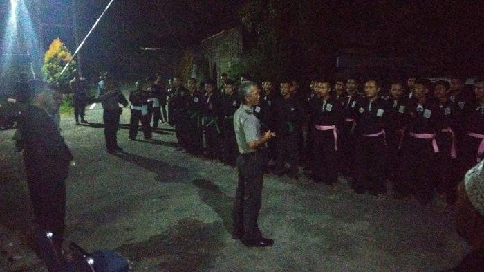 Kepolisian Jalin Sinergi dengan Perguruan Silat, Kasat Binmas Jaga Keamanan & Ketertiban Masyarakat