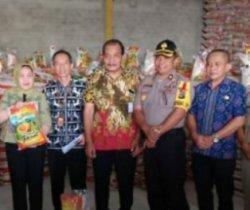 Polres Pangkalpinang Bersama TPID Cek Sembako Menjelang Idul Adha