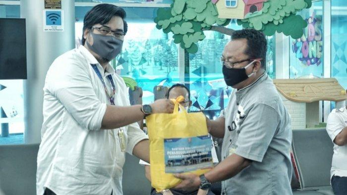Hari Ini Hanya Maskapai Garuda yang Lakukan Penerbangan via Bandara Depati Amir Pangkalpinang