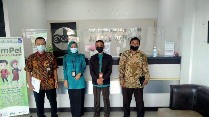 Fakultas Syariah & Ekonomi Islam IAIN SAS Babel Lakukan Tracer Studi Alumni Prodi Perbankan Syariah