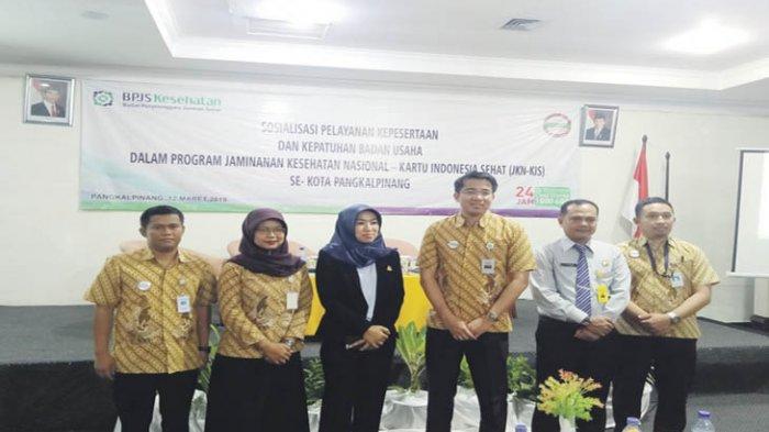 Tingkatkan Kepatuhan Badan Usaha, BPJS Kesehatan Gandeng Kejaksaan Tinggi Bangka Belitung