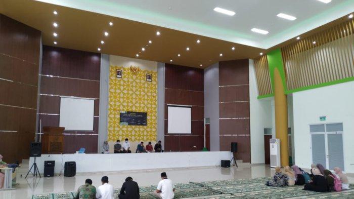 Pererat Silaturahmi, Hima Prodi Perbankan Syariah IAIN SAS Bangka Belitung Gelar Buka Bersama