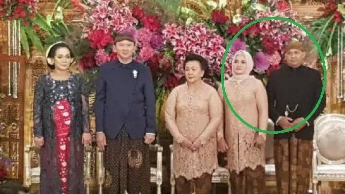 Momen Sakral di 7 Bulanan Puput, Istri Ahok Jualan Cendol, Nicholas Hadir & Mertua BTP Jadi Sorotan