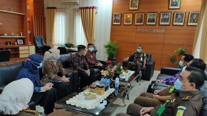 Kunjungan Ombudsman RI Babel, Kajati: Perkuat Sinergi dan Koordinasi Memajukan Bangka Belitung