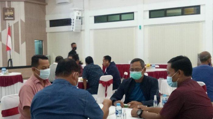 Polda Bangka Belitung Gelar Lomba Gaple dalam Rangka HPN, Sinergi Wartawan dan Polri