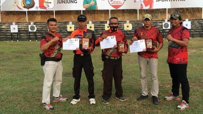 Raka Shooting Club Juara Umum Kejuaraan Menembak Kapolda Cup 2020