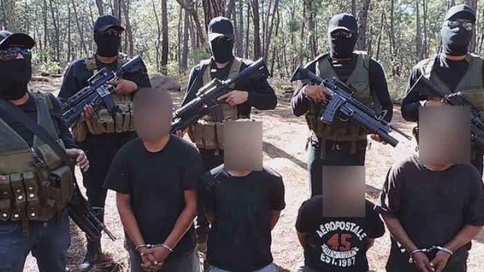 Tragis, Para Petani Pribumi Setiap 72 Jam Sekali Dibantai oleh Geng Narkoba Meksiko, Hanya Demi ini
