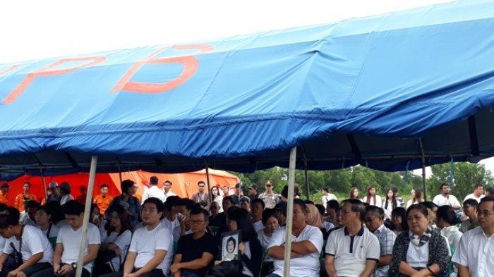Keluarga Korban Lion Air JT 610 Padati Posko Crisis Center Depati Amir