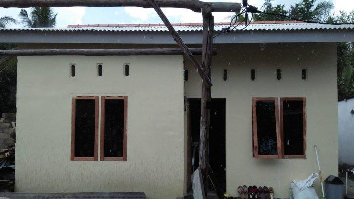 Rumah Selesai Dibangun, Nova Bersyukur Tak Sibuk Lagi Cari Baskom Saat Hujan
