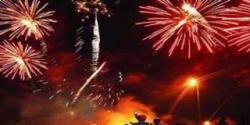 Rustam Hadiri Perayaan Cap Go Meh di Belitung