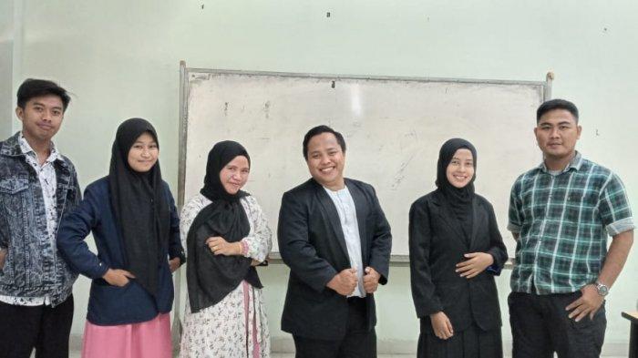 Webinar Event Organizer, Mahasiswa IAIN SAS Babel Prodi KPI Dapat Ilmu Baru