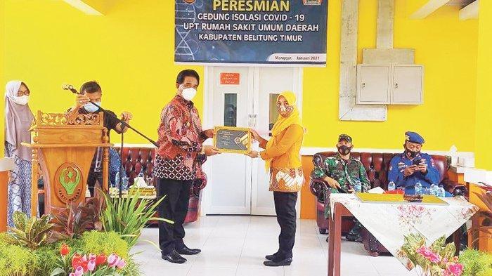 BPJS Kesehatan Berikan Apresiasi Pemerintah Kabupaten Belitung dan Belitung Timur Pertahankan UHC - kepala-bidang-perluasan-5.jpg