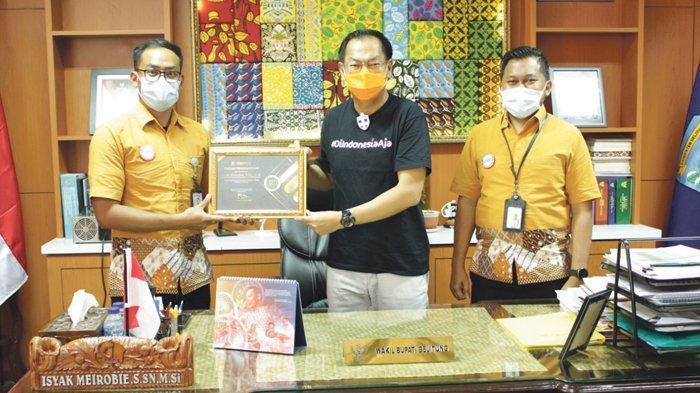 BPJS Kesehatan Berikan Apresiasi Pemerintah Kabupaten Belitung dan Belitung Timur Pertahankan UHC - kepala-bpjs-kesehatan-belitung-dicky1.jpg