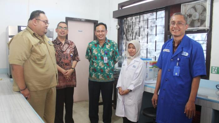 Sucofindo Launching Laboratorium CPO dan Turunannya