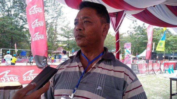 Kejurnas Ajang Seleksi Bibit Atlet Voli Pasir, Ini Kata Kadiskepora Suharto