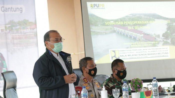 Menjawab PR Daerah Kepulauan, Penuhi Kebutuhan Air Baku