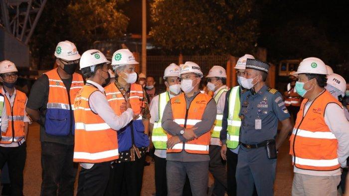 Gubernur Bangka Belitung Pastikan Aktivitas Bongkar Muat Kapal Berjalan 24 jam