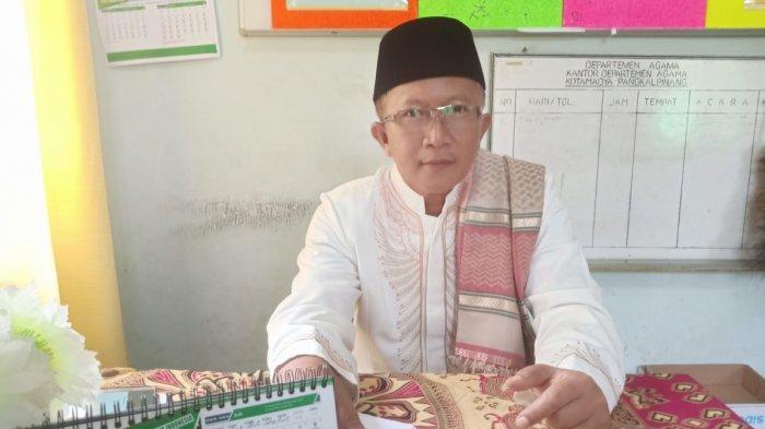 Jelang Kepulangan Jamaah Haji Ke Tanah Air, Kemenag Pangkalpinang Gelar Doa Bersama
