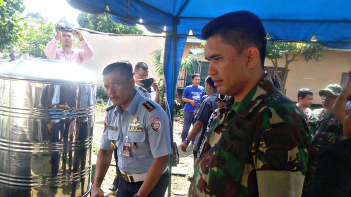 Akhirnya, Tim Investigasi Den POM Mabes TNI AU Datang ke Lokasi Bentrok di Sari Rejo