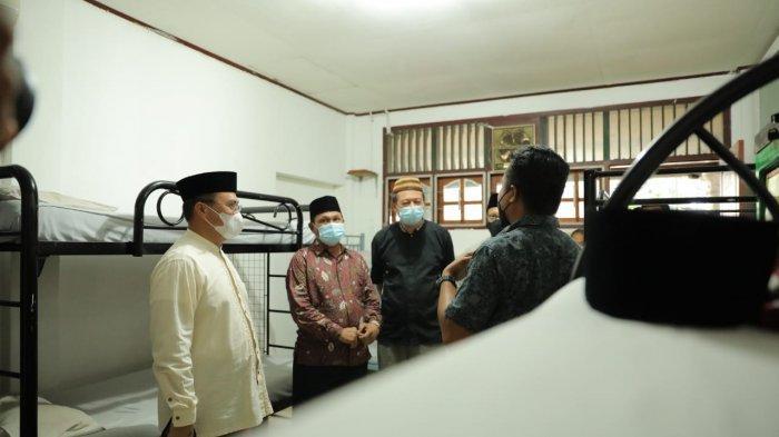 Gubernur Tinjau Yayasan Rehabilitasi Korban Napza 'Pendaki Sehati Bangka Belitung'