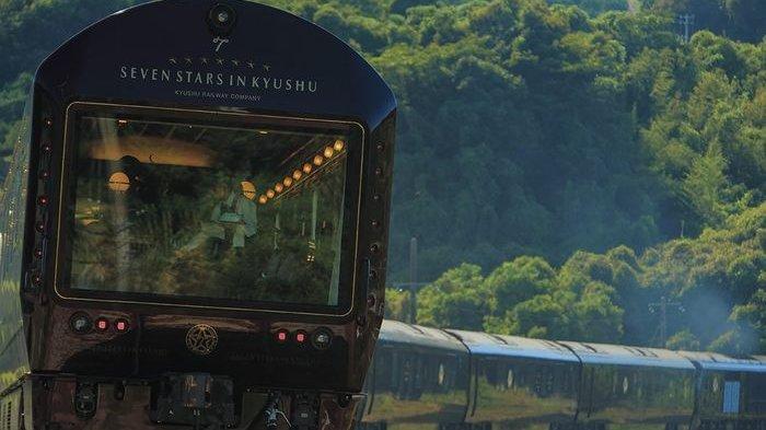 Begini Mewahnya Kereta Api di Dunia, Serasa di Dunia Lain, Adanya di Jepang!