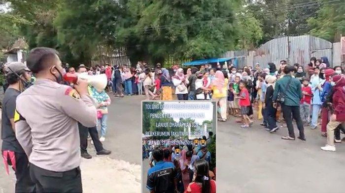Heboh Kerumunan di Lokasi Syuting Sinetron Ikatan Cinta, Fans Khawatir Tak Bisa Lihat Andin dan Al