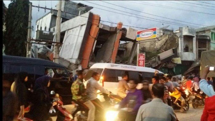 Jumlah Korban Akibat Gempa di Aceh: 52 Tewas dan 273 Luka, Jumlahnya Masih Terus Bertambah