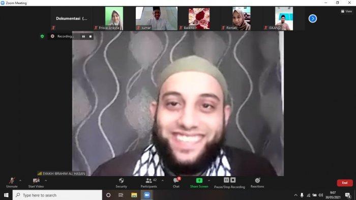 HIMA Prodi PAI IAIN SAS Babel gelar Workshop Tilawatil Qur'an