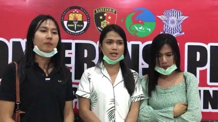Pemeran Video Tiktok Mengaku Waria, Minta Maaf Tak Senonoh di Tugu Titik Nol Kilometer Pangkalpinang
