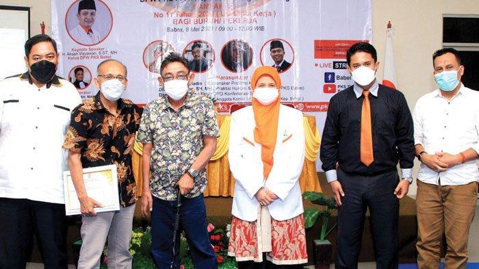 PKS Bangka Belitung Bedah Undang-undang Cipta Kerja - ketua-bidang-polhukam-dpw-pks-babel.jpg