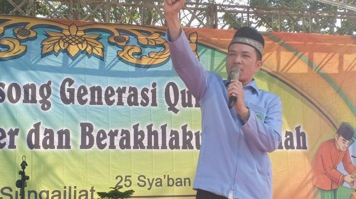 BKPRMI Bangka Wisuda 824 Santri, Ibarat Padi yang Berasnya Dipersembahkan untuk Kabupaten Bangka