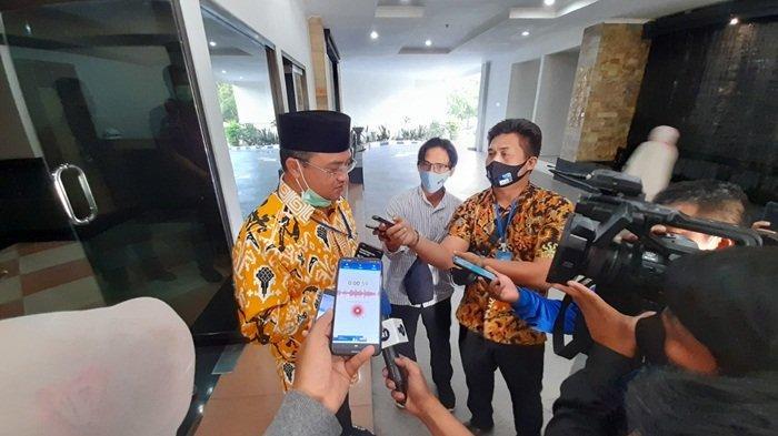 DPD Gerindra Babel Belum Umumkan Dukungan di Pilkada, Erzaldi: Tiga Kabupaten Sudah, Tinggal Beltim