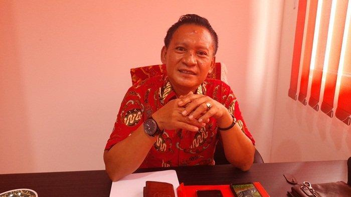 Ketua DPRD Bangka Belitung, Herman Suhadi