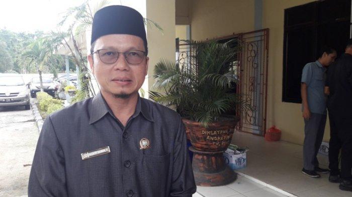 Algafry Rahman Siap Jadi Pengganti Ibnu Saleh Jadi Calon Bupati Bangka Tengah, Zuristyo: Kami Proses