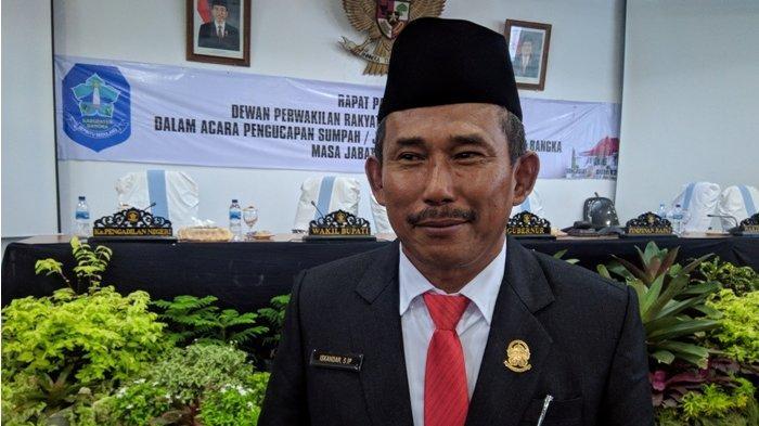 Ketua DPRD Kabupaten Bangka Minta Pelaksanaan Tes CPNS Terbuka dan Transparan