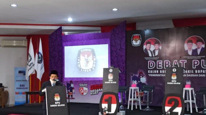 Ketua KPU Bangka Selatan Minta Masyarakat Jadi Pemilih Cerdas