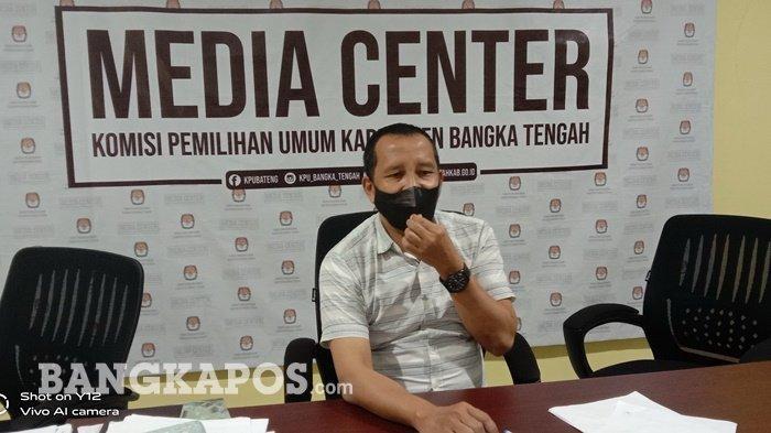 Ketua KPU Bangka Tengah Ucapkan Terimakasih Atas Suksesnya Pilkada Bangka Tengah 2020