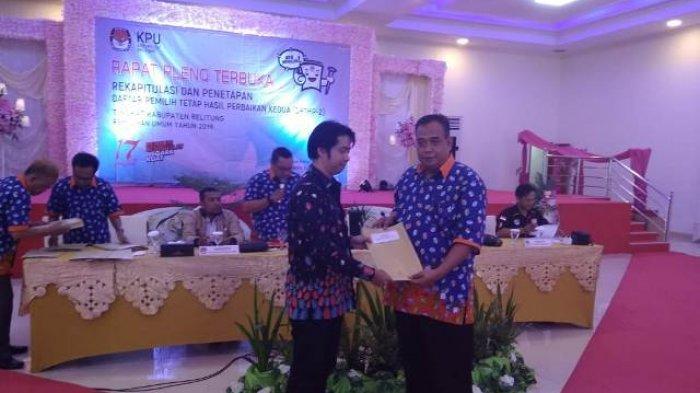 DPTHP 2 Kabupaten Belitung Berjumlah 125.248 Pemilih 