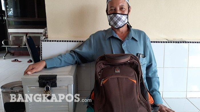 Pencuri Dua Kali Terciduk Bobol Kotak Amal, Pengurus Masjid Al Anshor Maafkan Pelaku