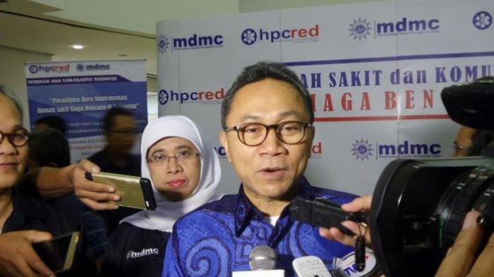 Zulkifli Hasan Bicara Soal Koalisi Pemerintahan Jokowi, Bagaimana Nasib Amien Rais?