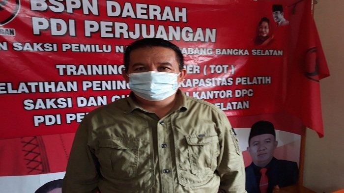Erwin Asmadi Ingatkan Pendukung dan Simpatisan Riza Herdavid-Debby untuk Tidak Bereuforia