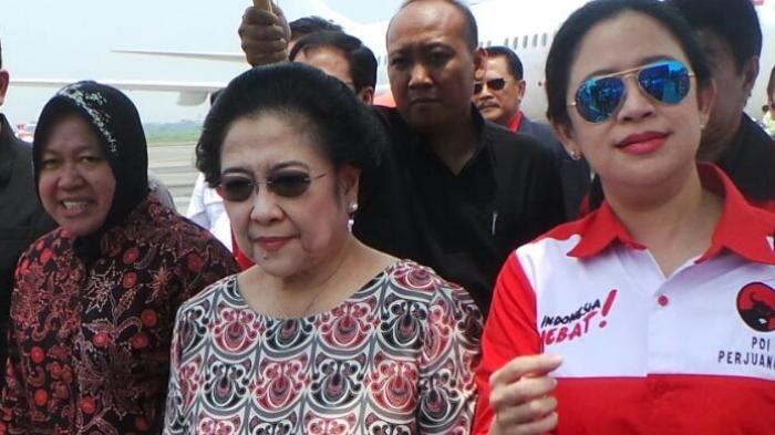 Megawati Bungkam Ditanya Soal Penangkapan Adiknya