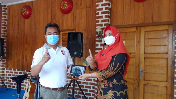 Jajali Bumi Bangka Selatan, Tour de Bangka Klub Pajero Promosikan Potensi Pariwisata
