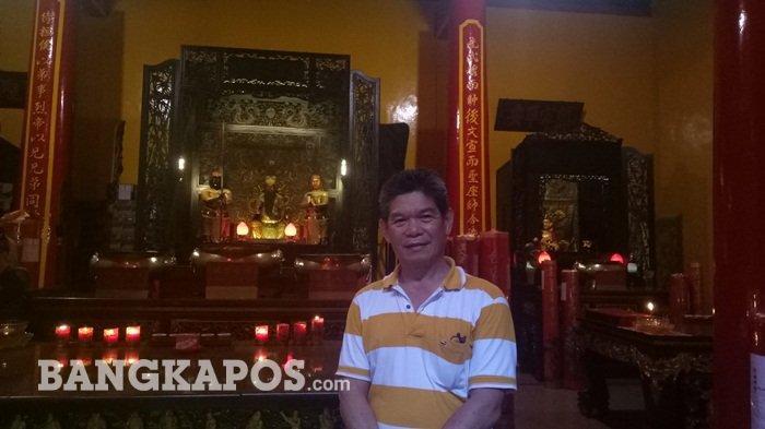 Ketua Yayasan Kwan Tie Miau Jelaskan Makna Kue Kerajang, Pantang Dihidangkan Bila Keluarga Berduka