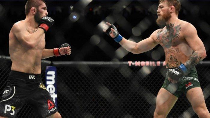 Conor McGregor Kembali Berulah, Khabib Nurmagomedov Jadi Sasaran Ejekannya