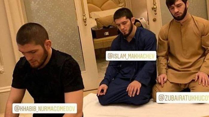 Khabib Kosongkan Jadwal Latihan Selama Ramadan Demi Berpuasa Penuh