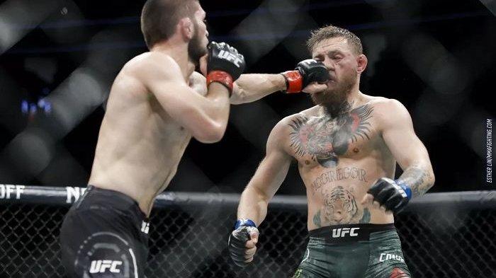 Reaksi Conor McGregor Saat Tahu Khabib Nurmagomedov Pensiun, Tanding Ulang Tak Bisa Terwujud